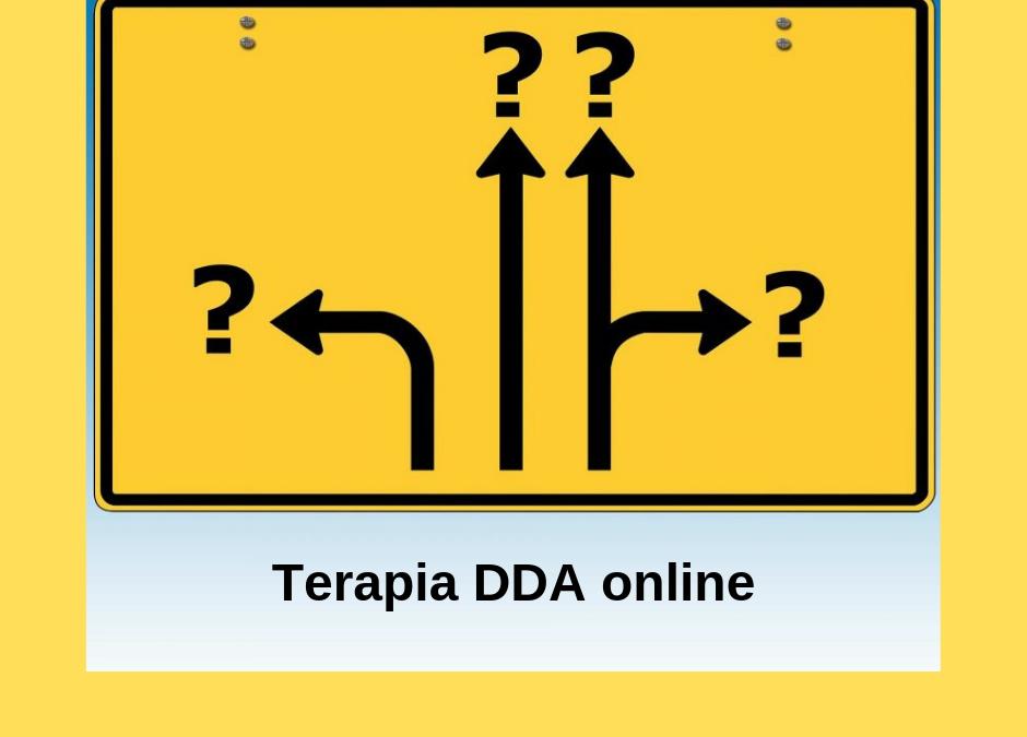 Terapia DDA online – dla kogo jest dobrym rozwiązaniem, a dla kogo nie?